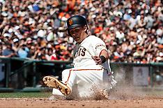 20170430 - San Diego Padres at San Francisco Giants
