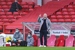 Swansea City manager Steve Cooper   - Mandatory by-line: Nick Browning/JMP - 29/11/2020 - FOOTBALL - The City Ground - Nottingham, England - Nottingham Forest v Swansea City - Sky Bet Championship