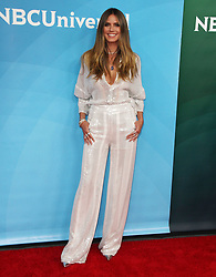 NBCUniversal Summer Press Day at Universal Studios in Hollywood, California on 5/2/18. 02 May 2018 Pictured: Heidi Klum. Photo credit: River / MEGA TheMegaAgency.com +1 888 505 6342