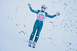01.01.2020, Olympiaschanze, Garmisch Partenkirchen, GER, FIS Weltcup Skisprung, Vierschanzentournee, Garmisch Partenkirchen, Wertungssprung, im Bild Domen Prevc (SLO) // Domen Prevc of Slovenia during his competition Jump for the Four Hills Tournament of FIS Ski Jumping World Cup at the Olympiaschanze in Garmisch Partenkirchen, Germany on 2020/01/01. EXPA Pictures © 2019, PhotoCredit: EXPA/ Dominik Angerer
