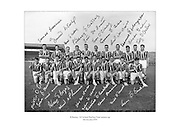 Kilkenny, All Ireland Hurling Final runners-up.<br /> <br /> 4th October 1959<br /> 04/10/1959