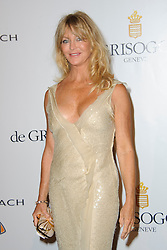 Goldie Hawn attending the De Grisogno party during the 64th Cannes International Film Festival, at the Hotel du Cap, Eden Roc in Cannes, France.