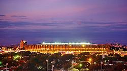 O Estádio Governador Magalhães Pinto, mais conhecido como Mineirão, é um estádio de futebol do Brasil, tombado pelo Conselho Deliberativo do Patrimônio Cultural do Município de Belo Horizonte. FOTO: Jefferson Bernardes/Preview.com