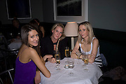 CLEMMIE CHANT-SEMPILL; ALICE DAWSON; JESSICA HOWLAND; Brompton Bar And Grill - launch party - celeb update<br /> Brompton Bar And Grill, 243 Brompton Road, London, SW3 11 March 2009 *** Local Caption *** -DO NOT ARCHIVE-© Copyright Photograph by Dafydd Jones. 248 Clapham Rd. London SW9 0PZ. Tel 0207 820 0771. www.dafjones.com.<br /> CLEMMIE CHANT-SEMPILL; ALICE DAWSON; JESSICA HOWLAND; Brompton Bar And Grill - launch party - celeb update<br /> Brompton Bar And Grill, 243 Brompton Road, London, SW3 11 March 2009