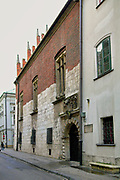 Collegium Maius w Krakowie<br /> Collegium Maius of Jagiellonian University, Cracow, Poland