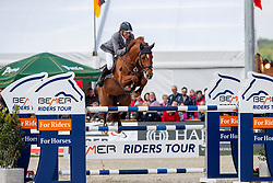 BEERBAUM Ludger (GER), Casello<br /> Hagen - Horses and Dreams 2019 <br /> Großer Preis der Deutschen Kreditbank AG- BEMER RIDERS TOUR - Wertungsprüfung - CSI4* Grand Prix Two Rounds<br /> 28. April 2019<br /> © www.sportfotos-lafrentz.de/Stefan Lafrentz