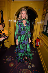 Annabel Simpson at the Annabel's Bright Young Things Party at Annabel's, Berkeley SquareLondon England. 8 June 2017.<br /> Photo by Dominic O'Neill/SilverHub 0203 174 1069 sales@silverhubmedia.com