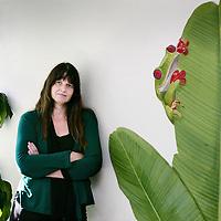 Nederland, Amsterdam , 12 oktober 2009..Inger Plaisier, de nieuwe coordinator autisme bij MEE Amstel & Zaan..Foto:Jean-Pierre Jans