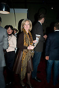 LADY ANNUNZIAta asquith., David Tang and Nick Broomfield host  a reception and screening of Ghosts. On the Fifth anniversary of the Morecambe Bay Tragedy to  benefit the Morecambe Bay Children's Fund. The Electric Cinema. Portobello Rd. London W11. 5 February 2009 *** Local Caption *** -DO NOT ARCHIVE -Copyright Photograph by Dafydd Jones. 248 Clapham Rd. London SW9 0PZ. Tel 0207 820 0771. www.dafjones.com<br /> LADY ANNUNZIAta asquith., David Tang and Nick Broomfield host  a reception and screening of Ghosts. On the Fifth anniversary of the Morecambe Bay Tragedy to  benefit the Morecambe Bay Children's Fund. The Electric Cinema. Portobello Rd. London W11. 5 February 2009