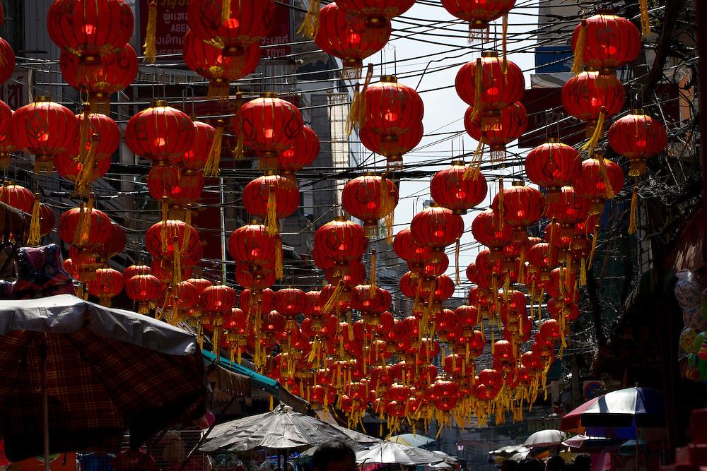 Chinese new year 2012 in Bangkok