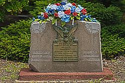Wapella Illinois Veterans Memorial.