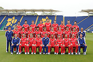 Glamorgan county cricket club official photocall at the Swalec Stadium, Sophia Gardens in Cardiff on Wed 13th April 2011. pic by Andrew Orchard