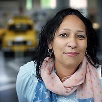 Nederland, Den haag , 1 mei 2014.<br /> Saskia Bax, marketing manager bij ANWB.<br /> Foto:Jean-Pierre Jans