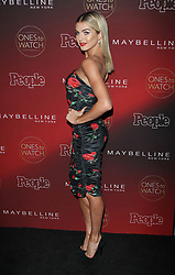 People's One's to Watch Event Celebrating Hollywood's Rising and Brightest Stars - Los Angeles. 04 Oct 2017 Pictured: Lindsay Arnold. Photo credit: Jaxon / MEGA TheMegaAgency.com +1 888 505 6342