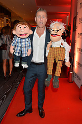 PAUL ZERDIN America's Got Talent winner 2015 at a party to celebrate the 21st anniversary of The Roar Group hosted by Jonathan Shalit held at Avenue, 9 St.James's Street, London on 21st September 2015.