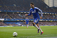 Cesc Fabregas of Chelsea in action. Barclays Premier league match, Chelsea v Southampton at Stamford Bridge in London on Sunday 15th March 2015.<br /> pic by John Patrick Fletcher, Andrew Orchard sports photography.
