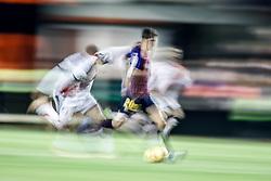 November 3, 2018 - Madrid, MADRID, SPAIN - Sergi Roberto of FC Barcelona during the Spanish Championship, La Liga, football match between Rayo Vallecano and FC Barcelona on November 03th, 2018 at Estadio de Vallecas in Madrid, Spain. (Credit Image: © AFP7 via ZUMA Wire)