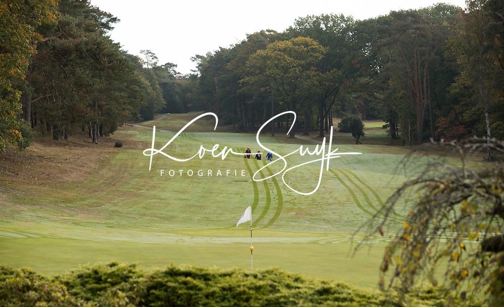 Hole 18. Eindhovensche Golf Club . Copyright Koen Suyk.