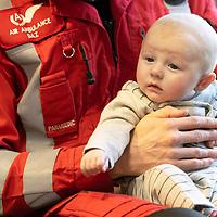 SCAA Baby James Davidson
