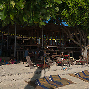 Breakfast at Castaway Resort on Sunrise beach, Ko Lipe island, Thailand