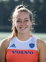 UTRECHT - Renee van Laarhoven.Jong Oranje dames voor EK 2017 in Valencia. COPYRIGHT KOEN SUYK