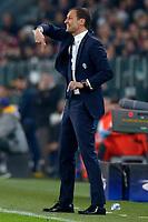 Massimiliano Allegri Juventus <br /> Torino 14-03-2016 Juventus Stadium Football Calcio Champions League 2016/2017 Juventus - Porto Round of 16. Foto Filippo Alfero Insidefoto