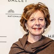 NLD/Amsterdam/20160206 - Premiere balletvorstelling Mata Hari, Neelie Kroes