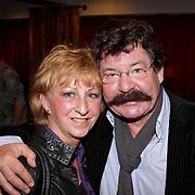 NLD/Eemnes/20081020 - Premiere Dries Roelvink film, Chiel Montagne en partner