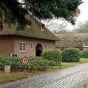 NLD/Naarden/20060104 - Ingang van het Talpa hoofdkantoor Flevolaan Naarden, omroep, John de Mol, boederij, Strengholt,