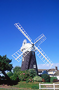 AMHKB8 Stow Hill windmill Mundesley Norfolk England