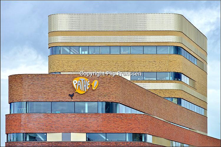 Nederland, Arnhem, 1-9-2015De nieuwe bioscoop van Pathe, pathé, met het grootste Imax projectiescherm van ons land, 21 m. breed.FOTO: FLIP FRANSSEN/ HH