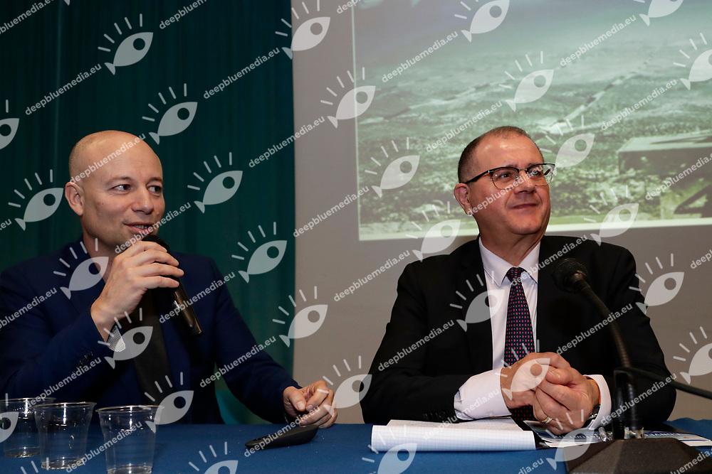 Massimo Giuliani<br /> Convegno Nazionale Coordinatori Salvamento FIN 2020<br /> Riccione 31 gennaio - 2 febbraio 2020<br /> © Claudio Zamagni/Deepbluemedia