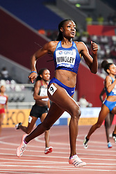 2019 IAAF World Athletics Championships held in Doha, Qatar from September 27- October 6<br /> Day 4