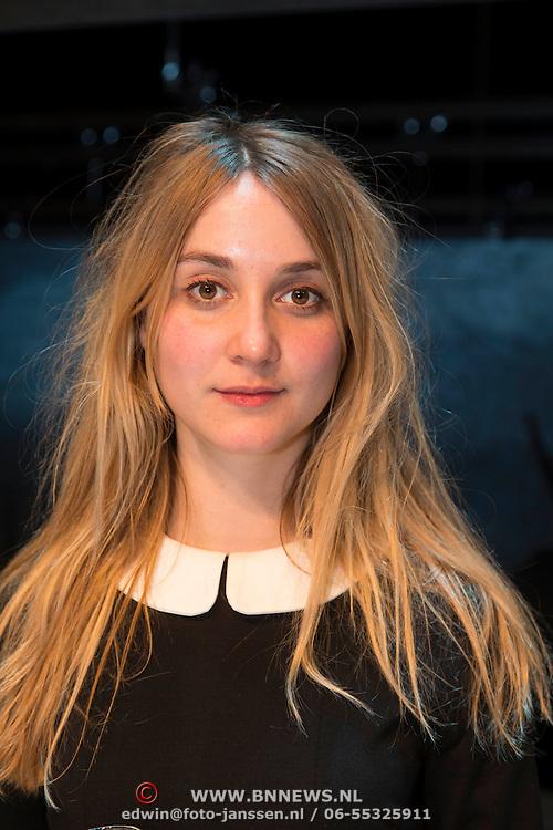 NLD/Zaandam/20140326 - Premiere De Verleiders, Julia Akkermans