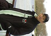 Putney, London, ENGLAND, 30.03.2006, Cambriddge coach, Tim MacLaren, 2006, Boat Race, Varsity, Tideway Week, Thursday,  © Peter Spurrier/Intersport-images.com, [Mandatory Credit Peter Spurrier/ Intersport Images] Varsity, Boat race. Rowing Course: River Thames, Championship course, Putney to Mortlake 4.25 Miles