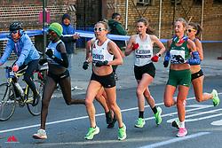 Tuliamuk Groner Jermann Steyn<br /> TCS New York City Marathon 2019