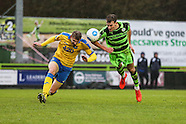 Forest Green Rovers v Torquay United 010117