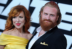 Gry Molvaer Hivju and Kristofer Hivju attending the world premiere of The Fate Of The Furious on April 8, 2017 at Radio City Music Hall in New York City, NY, USA. Photo by Dennis Van Tine/ABACAPRESS.COM  | 588728_093 New York City Etats-Unis United States