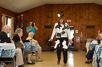 Friendship Club's Fashion Show at Leavitt Park Clubhouse.    Karen Bobotas for the Laconia Daily Sun
