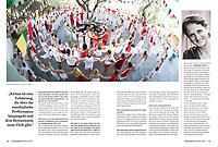 Yoga Journal Germany Article on the Mantra Movie - www.mantramovie.com