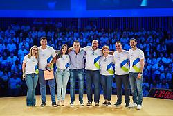 Convençâo de Vendas 360º PMO Innovation Cart 2018 Agibank, na Fiergs. FOTO: Jefferson Bernardes/ Agência Preview