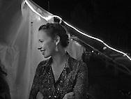 Sarah Lee Guthrie at the Sisters Folk Festival.