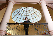 University of Ottawa Chancellor Huguette Labelle is seen in the Tabaret Hall on campus in Ottawa on Friday Nov 9, 2007. Labelle was the first woman to head the Red Cross and was head of the public service commission under Brian Mulroney. .Sean Kilpatrick for the Globe and Mail...