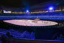 Opening Ceremony,<br /> Olympic Games Tokyo 2021<br /> © Hippo Foto - Dirk Caremans<br /> 23/07/2021