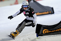 10-10-2010 SNOWBOARDEN: LG FIS WORLDCUP: LANDGRAAF<br /> First World Cup parallel slalom of the season / TAKEUCHI Tomoka JPN<br /> ©2010-WWW.FOTOHOOGENDOORN.NL