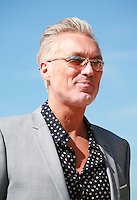 Martin Kemp at the photocall for the film Soul Boys of the Western World with Spandau Ballet at the 67th Cannes Film Festival, Friday 16th May 2014, Cannes, France.