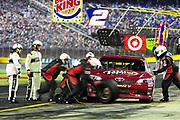 May 26, 2012: NASCAR Sprint Cup Coca Cola 600, Travis Kvapil, BK Racing
