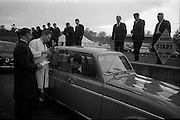 17/3/1966<br /> 3/17/1966<br /> 17 March 1966<br /> <br /> Mr. Payne in the Renault 4L Economy Run Contest