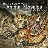Pictures of  Roman Mosaics of Animals & Marine Life - Pictures & Images -