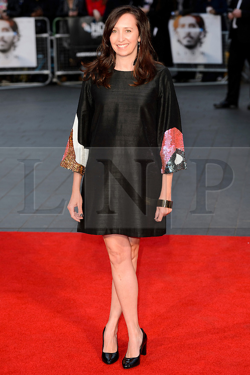 © Licensed to London News Pictures. 12/10/2016. Film producer ANGIE FIELDER attends the film premiere of LION as part of The London Film FestivalLondon, UK. Photo credit: Ray Tang/LNP
